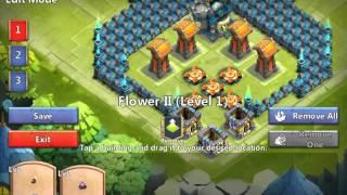 castle clash 15 base