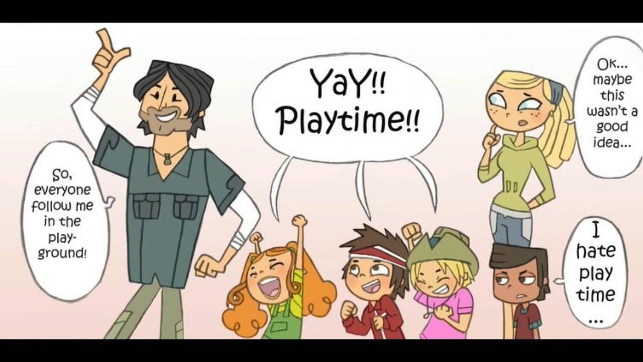 Total Drama Kids Part 1