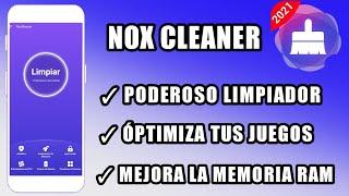 MAXIMO LIMPIADOR DE ANDROID✓ NOX CLEANER 2021 ✓ QUITA EL LAG screenshot 4