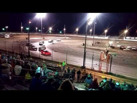 10/1/16 - Sycamore Speedway - 20 Lap Feature