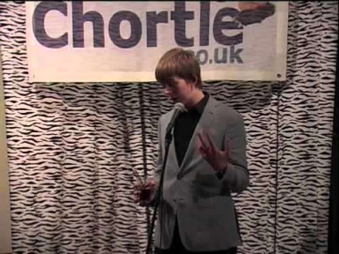 Chris Turner - Chortle Student Comedy Award 2011