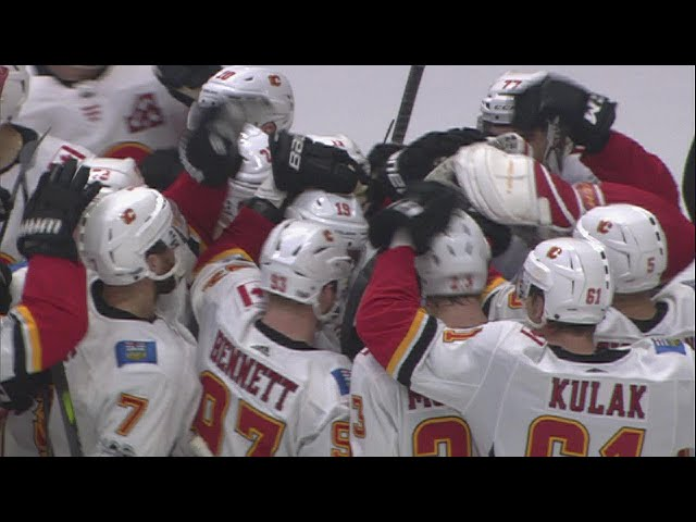 Flames outscore Preds in shootout victory