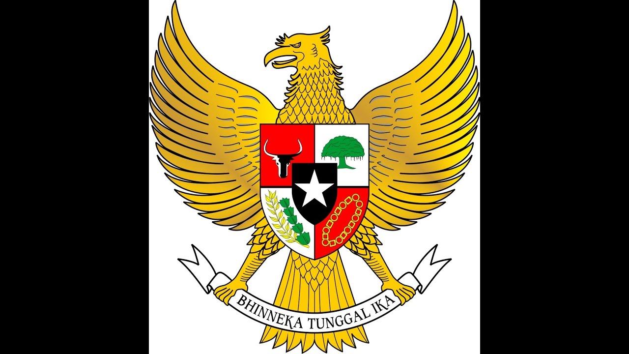 Burung Garuda Arti dan Makna Lambang dan Simbol Negara Indonesia Lengkap