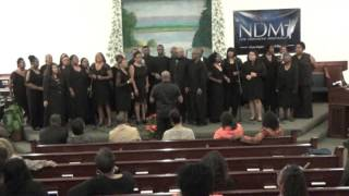 Even Me Lord (Patrick Lundy) performed by San Antonio Mass Choir