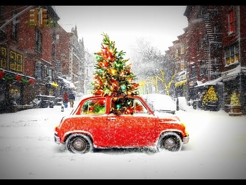 Chris Rea - Driving Home For Christmas (Vintage Memories)