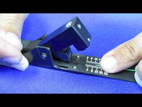 Terminating Fiber Optic Cable