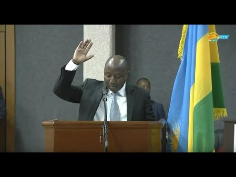 Prime Minister Swearing-in Kigali August 30, 2017