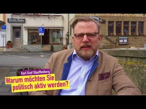 Warum kandidiere ich für den bayrischen Landtag?