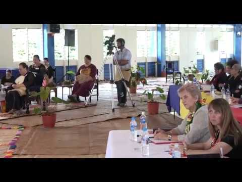 Women on the Frontlines - Tonga & Oceania Conference