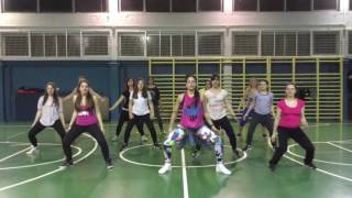 'Swalla' by Jason Derulo feat Nicki Minaj- ZUMBA® WITH IRINI