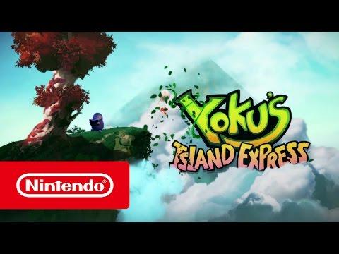 Yoku's Island Express - Tráiler (Nintendo Switch)