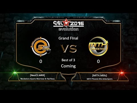 HoN Road to World Finals by Lenovo Grand Final