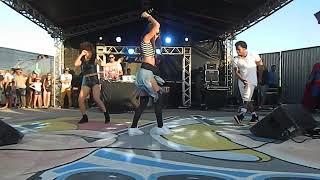 Naíse - Bumbum Granada (MCs Zaac e Jerry) / TUNING FESTIVAL - ITABAIANA (SE)