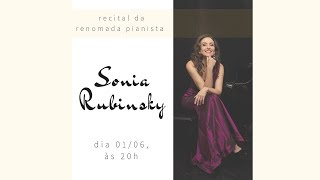 """Reflexões"" com Sônia e Zlata Rubinsky na Sala Watari | 1 jun, 2019"