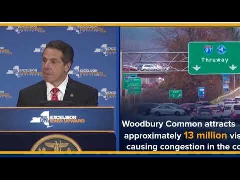 Gov. Cuomo Announces Economic Developments in MaristCollege Speech