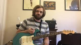 Smashing Pumpkins - Cupid de Locke Guitar Lesson