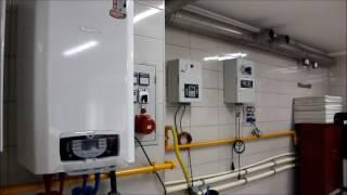 Termodinamik Elektrikli Kombi İlk Çalıştırma İşlemi