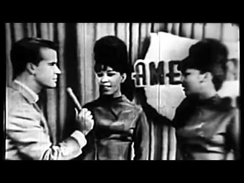 The Ronettes - Be My Baby [American Bandstand 1963]