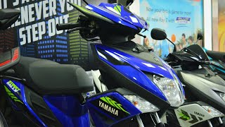 RAY ZR Street Rally Blue Showroom look|| Good & Bad sides|| Special Edition|| Mileage|| SNC Yamaha