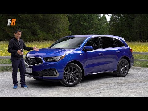 2019 Acura MDX A-SPEC  - How does it compare with our Highlander?
