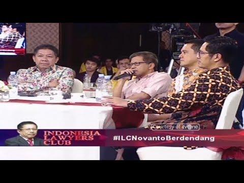 """[FULL] Indonesia Lawyers Club tvOne - """"Novanto Berdendang"""" """"PDIP Meradang, Demokrat Terpanggang"""""""