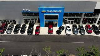 Aerial Drone Footage/Buick, GMC, Chevrolet, Cadillac| The Nine to Nine