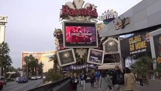Walking the Las Vegas Strip 2018