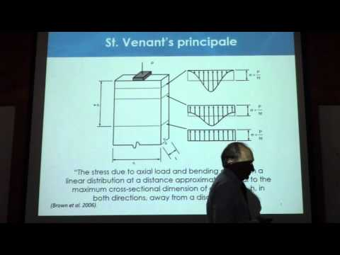 Lecture 6 - (Part 1) Strut and Tie Approach