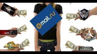 Топ 5 ММОРПГ игр или как продать душу mail.ru
