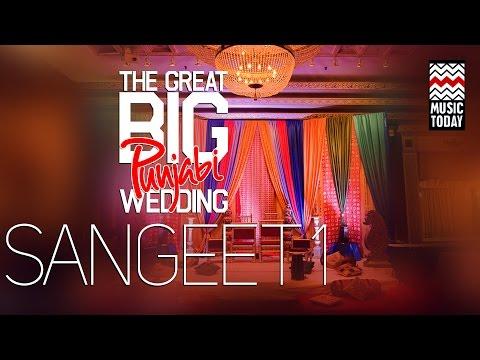 The Great Big Punjabi Wedding | Vol 5 | Sangeet 1 | Audio Jukebox | Vocal | Folk & Pop