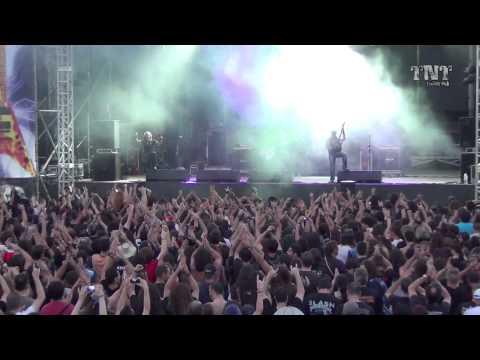 Leyendas Del Rock 2013 / TNT Radio - Resumen Jueves 8 Agosto