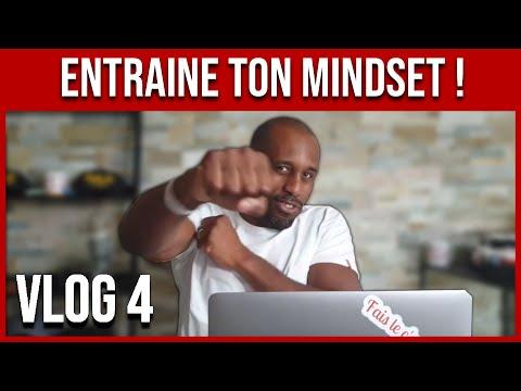 Comment et pourquoi entrainer votre mindset  #Vlog4 (Jean-Pierre Padou)