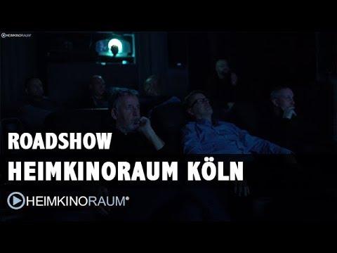 HEIMKINORAUM Road-Show - Eindrücke aus Köln!