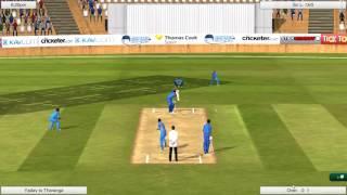 Cricket Captain 2017   Gameplay 4  India Vs SriLanka