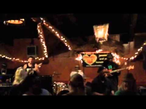 "Babylon Rockers performing Marley's ""Could You Be Loved"" at Don the Beachcomber in Huntington Beach, CA 2/8/2015"