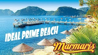 Fantastic Marmaris 2019 - Incredible view from IDEAL PRIME BEACH HOTEL 5*
