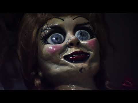 ANNABELLE DOLL IS ALIVE