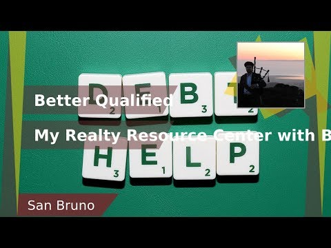 San Bruno California/Credit Score/BQ Experts/Better Qualified at My Realty Resource Center