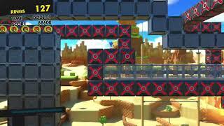 Sonic Forces Speedrun - Bomb Block #1: 30.91