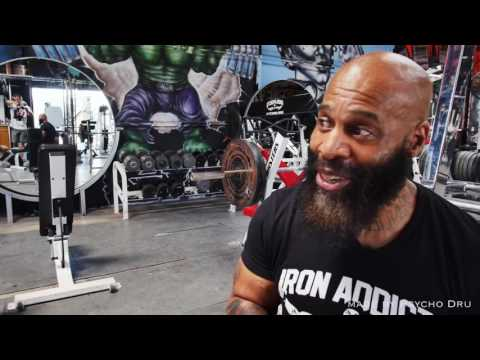 C.T. FLETCHER THE COMPTON SUPERMAN VS. STONE COLD STEVE AUSTIN