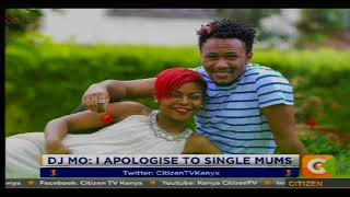 News Trends : DJ Mo , I apologise to single Mums