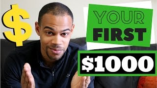 Tips On Making Your First 1000 With Kindle Publishing