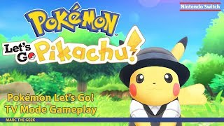 Nintendo Switch Pokémon Let