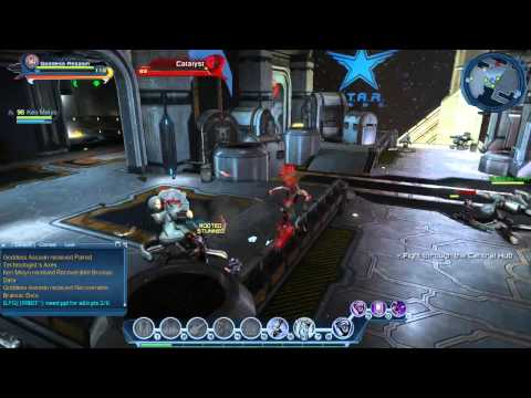 Lets play DC Universe Online