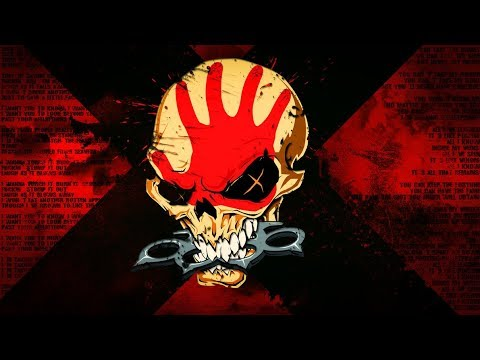 Five Finger Death Punch - The Devil's Own (Lyrics)