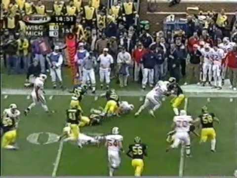 1998: Michigan 27 Wisconsin 10