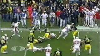 1998: Michigan 27 Wisconsin 10