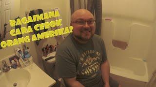 Bagaimana Cara Cebok Orang Amerika
