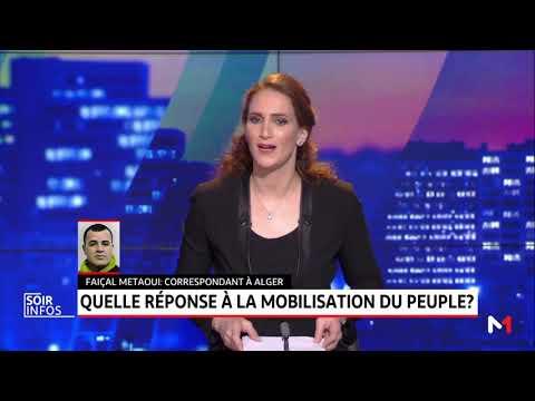 """Manifestations en Algérie: une mobilisation """"historique"""", selon la presse"""