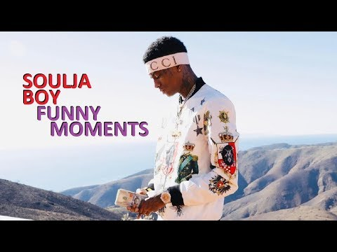 Soulja Boy FUNNY MOMENTS (BEST COMPILATION)